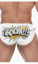 My BOOM Bianco - Brief