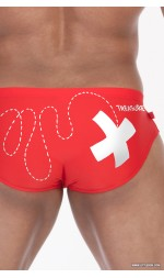 Rok Treasure Rosso - Brief